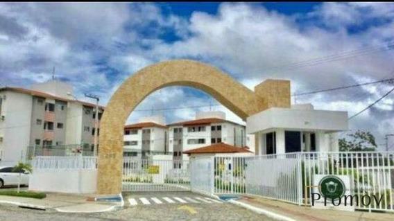 Vendo! Ótimo Apartamento No Cond. Gran Ville - Barra Dos Coqueiros - Ap0789
