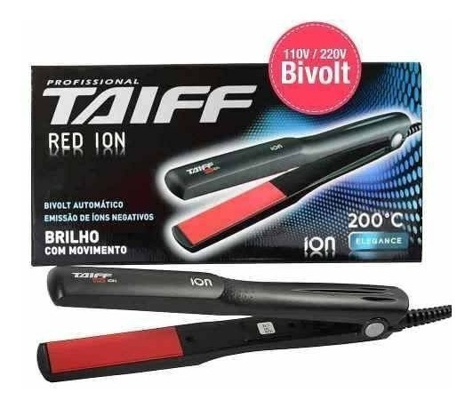 Chapa Red Íon - Taiff