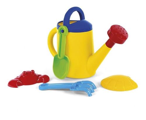Imagem 1 de 2 de Brinquedo De Praia Regador Infantil De Plástico Poliplac