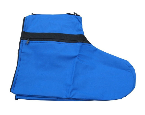 Bolso Para Patines Sports Figure Saddle Skate Bag Azul