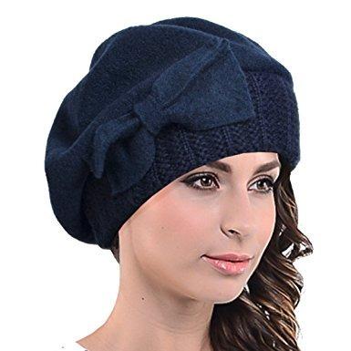 Sombrerosboina F&n Story Azul Oscuro..