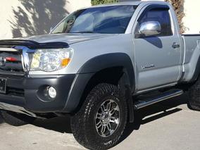 Toyota Tacoma 2009 4x4 Recien Lealizada