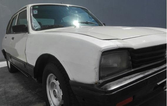 Peugeot 504 2.0 Xs Tc 1991