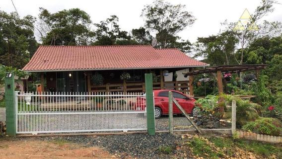 Chácara Com 3 Dormitórios À Venda, 775 M² Por R$ 200.000,00 - Estância Três Coxilhas - Barra Velha/sc - Ch0001