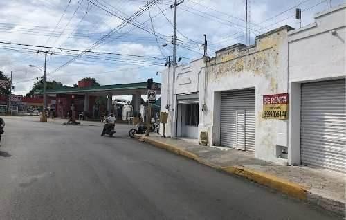 Renta Local Centro Los Cocos Mérida Buena Ubicacion $2499