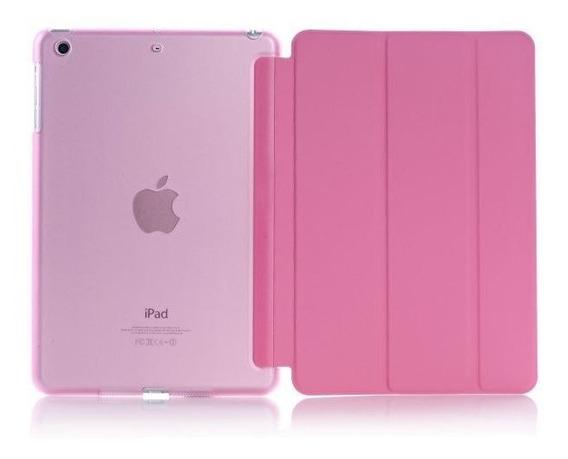 Funda iPad Smartcover Full Completa Colores iPad 9.7, Mini 1,2,3,4 Y Air 2, 6 Y 17 , 18 , 19 , 20 Magnetica, Bloqueoauto