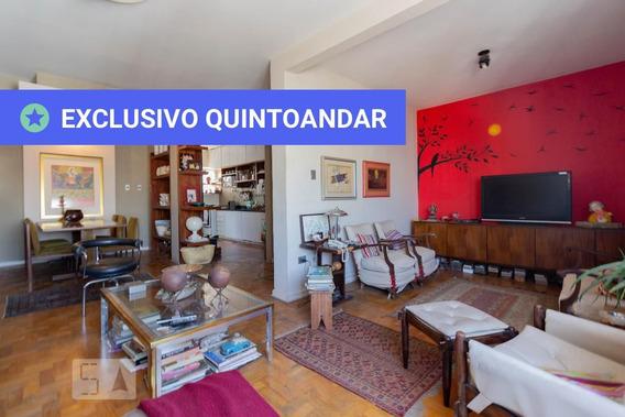 Apartamento No 16º Andar Mobiliado Com 2 Dormitórios E 1 Garagem - Id: 892984643 - 284643