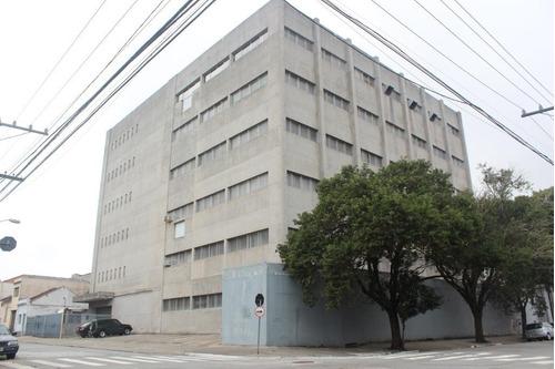 Edifício Industrial Brás  Aluguel