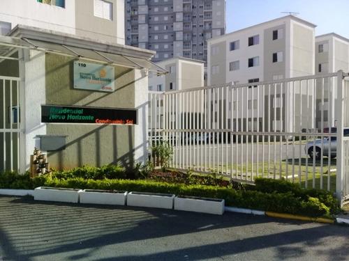 Imagem 1 de 13 de Apartamento 2 Quartos Osasco - Sp - São Pedro - 0383