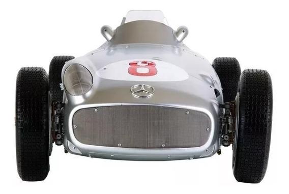 Mercedes Benz 196 Flecha De Plata Fangio Para Armar 6