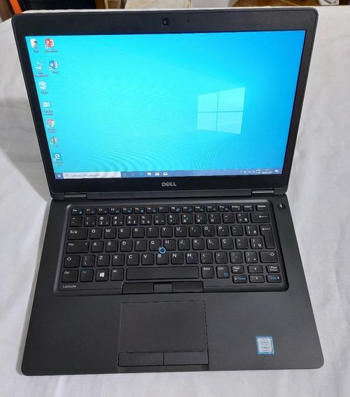 Notebook I5 7° Geração Dell Latitude 5480 Top Novissimo