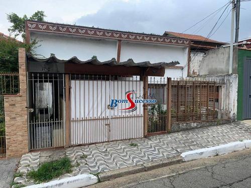 Imagem 1 de 2 de Terreno À Venda, 224 M² Por R$ 500.000 - Vila Invernada - São Paulo/sp - Te0456