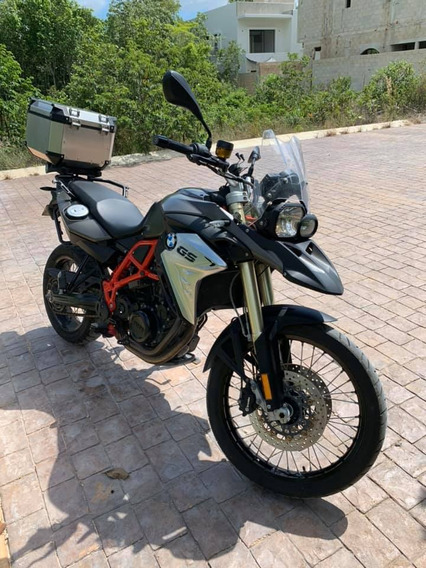 Bmw F800gs 2017 En Perfectas Condiciones