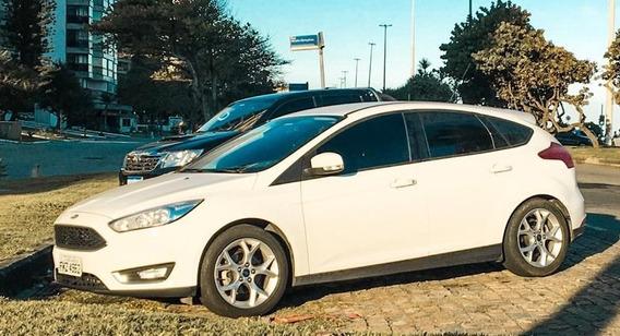 Ford Focus 1.6 Se Plus 16v 4p Manual Top De Linha