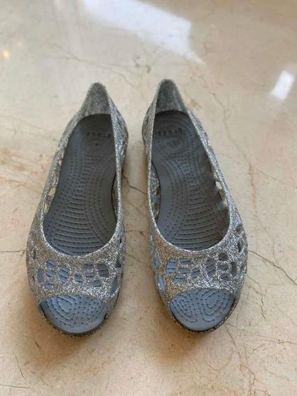 Chatitas Crocs Talle 34 Como Nuevas