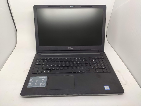 Notebook Dell Inspiron I15-3567-a30c, I5 7200u, 4gb, Ssd 240gb,15.6