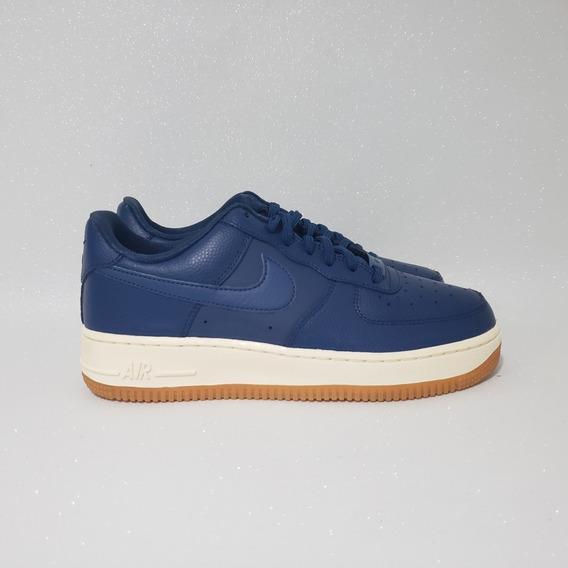 Tênis Nike Air Force 1 07 Azul Original