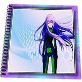 3drose Db_28777_1 Libro De Dibujo De Anime Futurista, 8 Por