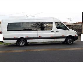 Mercedes Sprinter Van 2.2 Cdi 515 Teto Alto 5p