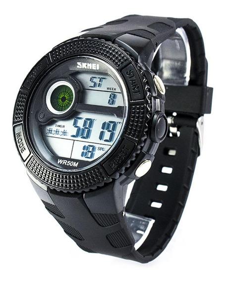 Relógio Masculino Digital Skmei Esportivo A Prova D
