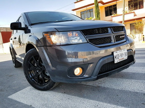 Dodge Journey 2014 Blacktop 4cil 7 Pasaj Piel Q/c Dvd Remató