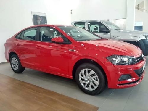 Volkswagen Virtus Trendline Tiptronic Entrega Inmediata