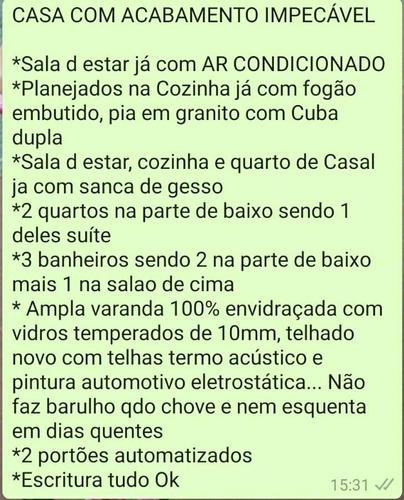 Imagem 1 de 15 de Sobrado Para Venda Por R$430.000,00 Com 130m², 1 Dormitório, 1 Suite E 2 Vagas - Vila Curuça, São Paulo / Sp - Bdi35704