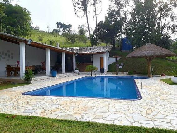 Chácara Em Figueira Grande, Guararema/sp De 300m² 4 Quartos À Venda Por R$ 880.000,00 - Ch178207