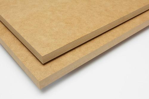Placa Mdf Fibrofacil De 5,5mm Trupan 2,60 X 1,83 Mts
