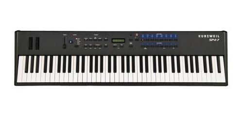 Piano Digital Kurzweil Sp4-7 Profesional De 76 Teclas Cuotas Sin Interes