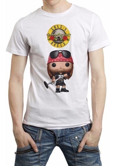 Guns N Roses Funko Pop Axl Rose Playera Envio