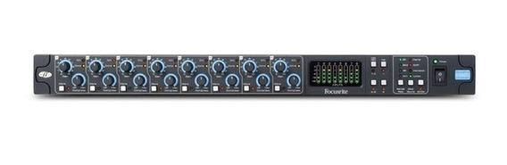 Pré Amplificador Focusrite Octopre Mkii Dynamic Nf-e