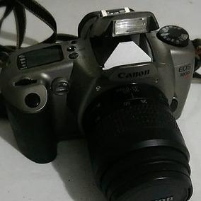 Câmera Fotográfica Analógica Canon Eos 3000