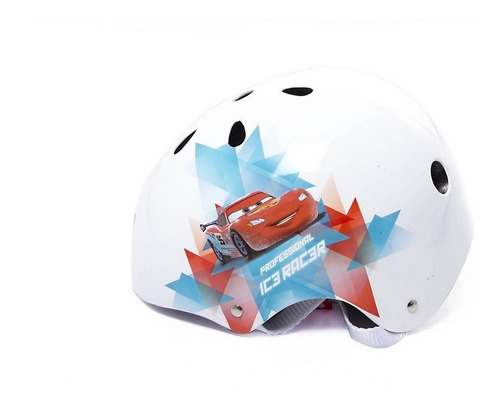 Protección Cars Casco Skate Ice Racers Talla S