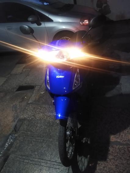 Moto Keller Kn 110-8