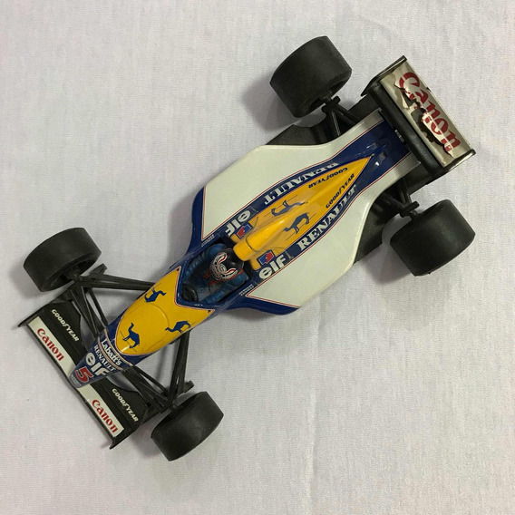 Miniatura Williams Fw14 1/20 Nigel Mansell - Onyx - Rari
