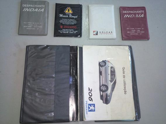 Manual Peugeot 206 1.6 2000