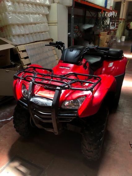 Honda Trx 420 4x4 - Poco Uso