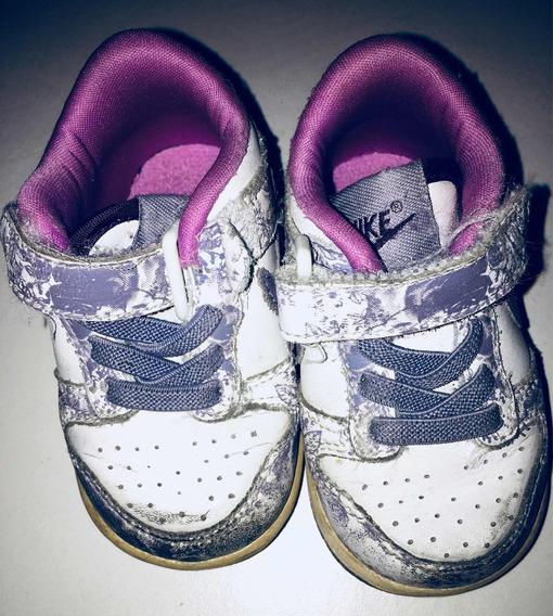 Zapatillas Nike Importadas Impecables Niña Originales