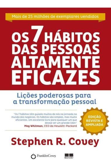 7 Habitos Das Pessoas Altamente Eficazes, Os - Licoes Pode
