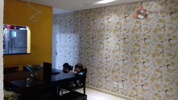 Apartamento Residencial Para Locação, Vila São José, Diadema. - Ap35701