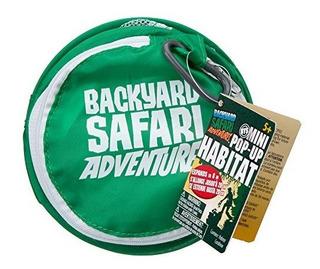 Backyard Safari Mini Pop Up Hábitat.