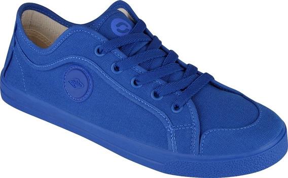 Tênis Azul Vulcanizado Original Escola Sola Azul Bebe 902
