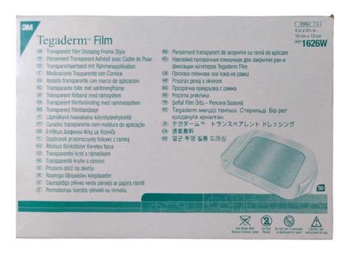 Aposito Transparente Esteril Tegaderm 10 X 12 Cms 1626w