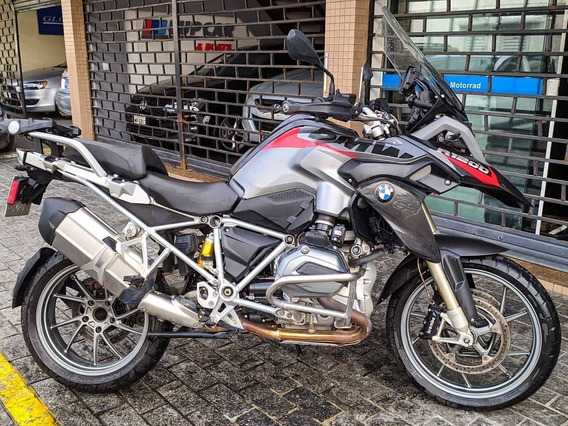 Bmw R 1200 Gs Doble Propósito