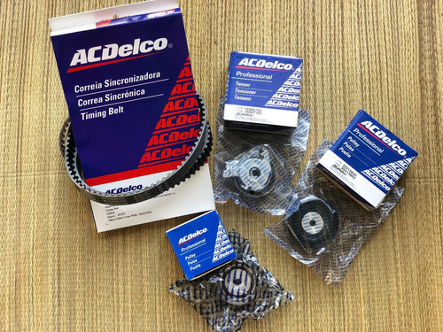 Kit Tiempo Optra Desing Acdelco