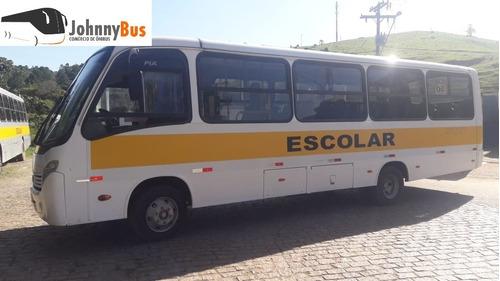 Micro Ônibus Urbano Comil Pia - Ano 2011/12 - Johnnybus