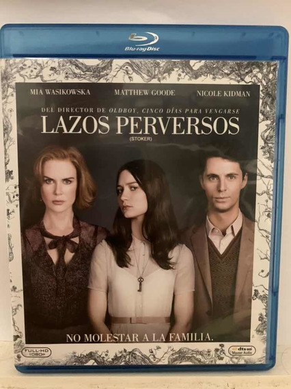 Blu-ray Lazos Perversos