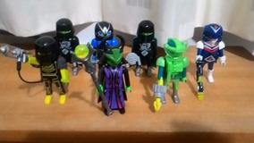 Playmobil - Equipe De Extraterrestres