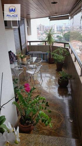 Imagem 1 de 16 de Apartamento Com 4 Dormitórios À Venda, 240 M² Por R$ 850.000,00 - Alto - Piracicaba/sp - Ap0655